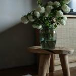 stołek rustykalny
